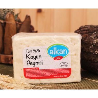 Kırklareli-Alkan-Koyun Peyniri-1 Kalıp-700 Gr.